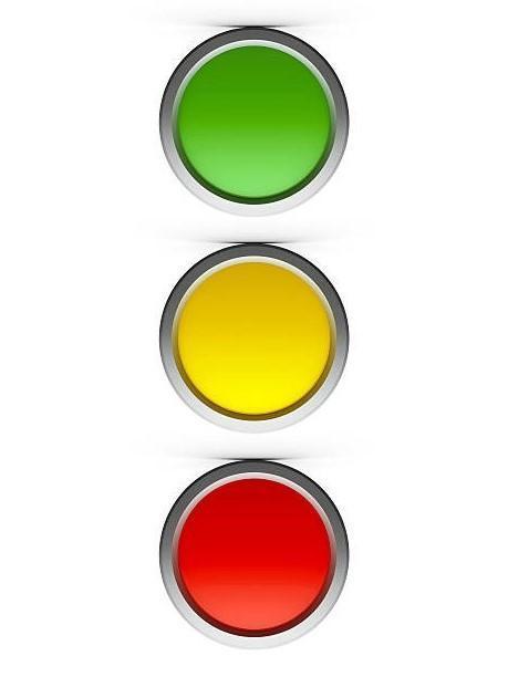 BNI Member Traffic Lights